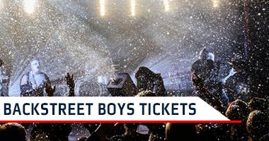 Backstreet Boys Tickets Promo Code