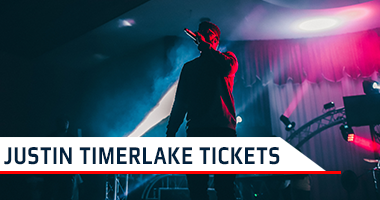 Justin Timberlake Tickets Promo Code