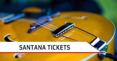 Santana Tickets Promo Code
