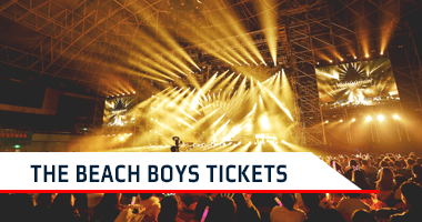The Beach Boys Tickets Promo Code