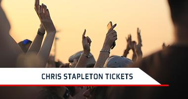 Chris Stapleton Tickets Promo Code