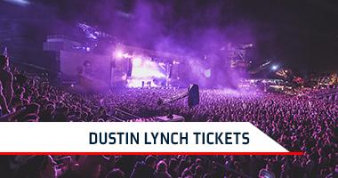 Dustin Lynch Tickets Promo Code