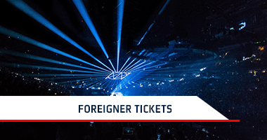 Foreigner Tickets Promo Code