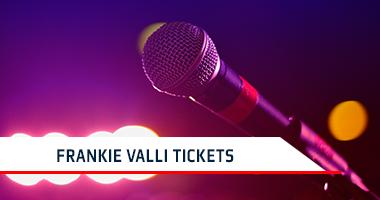 Frankie Valli Tickets Promo Code