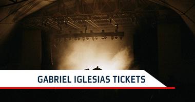 Gabriel Iglesias Tickets Promo Code