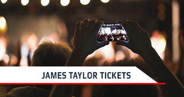 James Taylor Tickets Promo Code