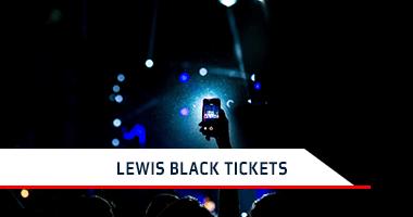 Lewis Black Tickets Promo Code