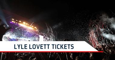 Lyle Lovett Tickets Promo Code