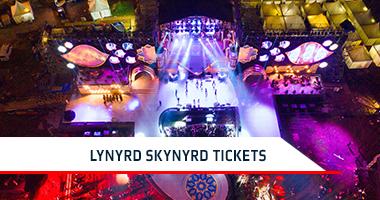 Lynyrd Skynyrd Tickets Promo Code