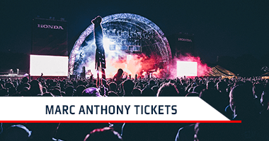 Marc Anthony Tickets Promo Code