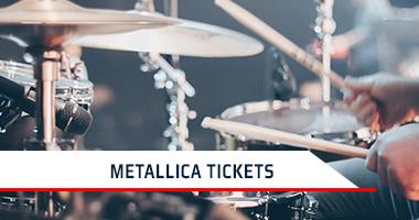 Metallica Tickets Promo Code