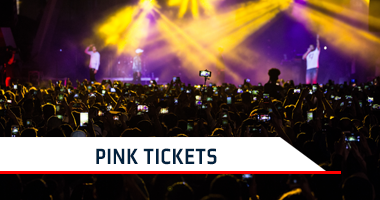 Pink Tickets Promo Code