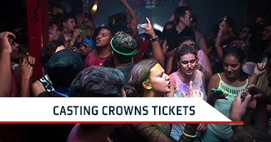 Casting Crowns Tickets Promo Code