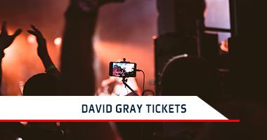 David Gray Tickets Promo Code