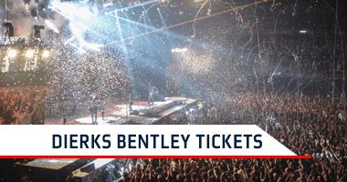 Dierks Bentley Tickets Promo Code
