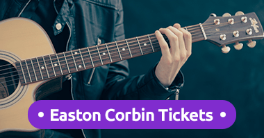 Easton Corbin Tickets Promo Code