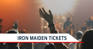 Iron Maiden Tickets Promo Code