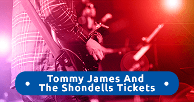 Tommy James And The Shondells Tickets Promo Code