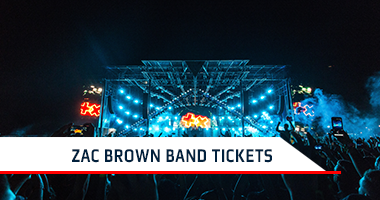 Zac Brown Band Tickets Promo Code