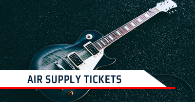 Air Supply Tickets Promo Code