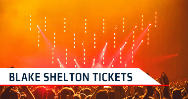 Blake Shelton Tickets Promo Code