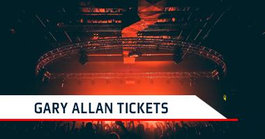 Gary Allan Tickets Promo Code