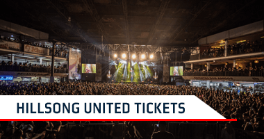 Hillsong United Tickets Promo Code