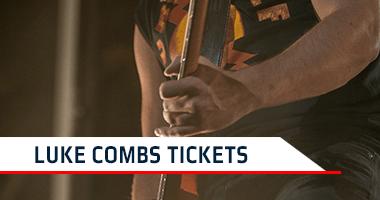 Luke Combs Tickets Promo Code