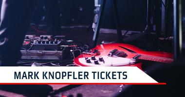Mark Knopfler Tickets Promo Code
