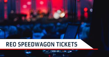 Reo Speedwagon Tickets Promo Code