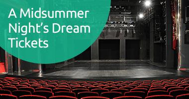 A Midsummer Night's Dream Tickets Promo Code