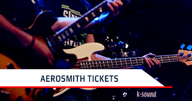 Aerosmith Tickets Promo Code