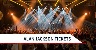 Alan Jackson Tickets Promo Code