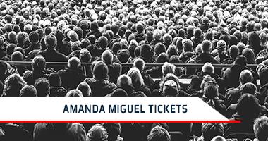 Amanda Miguel Tickets Promo Code