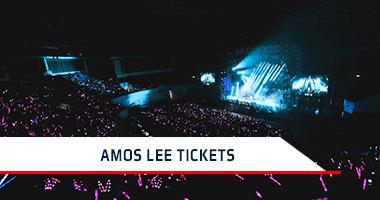Amos Lee Tickets Promo Code