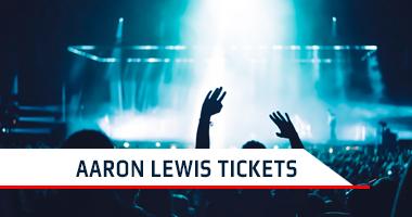 Aaron Lewis Tickets Promo Code