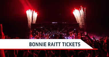 Bonnie Raitt Tickets Promo Code