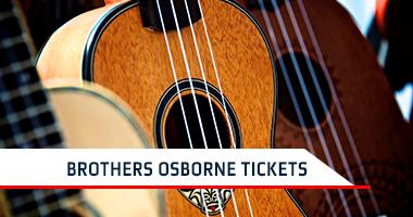 Brothers Osborne Tickets Promo Code