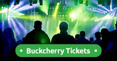 Buckcherry Tickets Promo Code