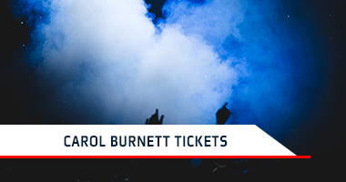 Carol Burnett Tickets Promo Code