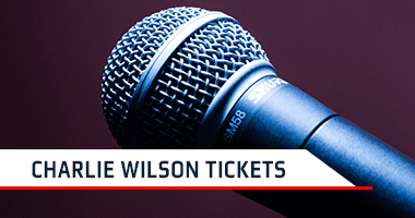 Charlie Wilson Tickets Promo Code