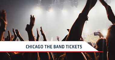 Chicago The Band Tickets Promo Code