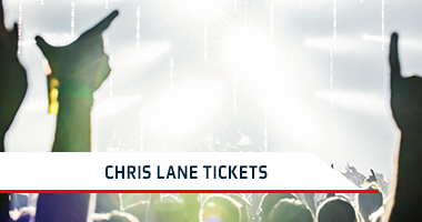 Chris Lane Tickets Promo Code