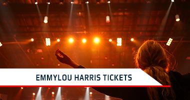 Emmylou Harris Tickets Promo Code