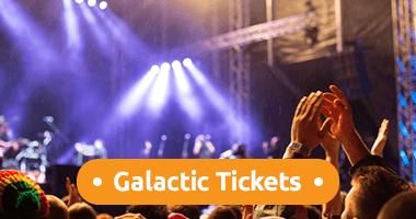 Galactic Tickets Promo Code