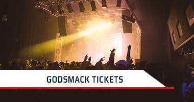 Godsmack Tickets Promo Code