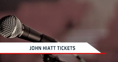 John Hiatt Tickets Promo Code