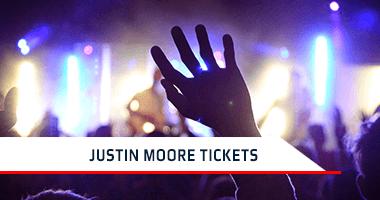 Justin Moore Tickets Promo Code