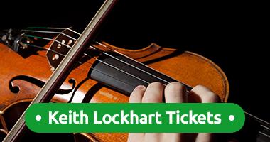 Keith Lockhart Tickets Promo Code