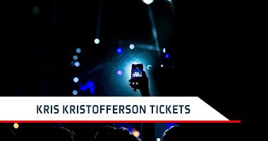 Kris Kristofferson Tickets Promo Code